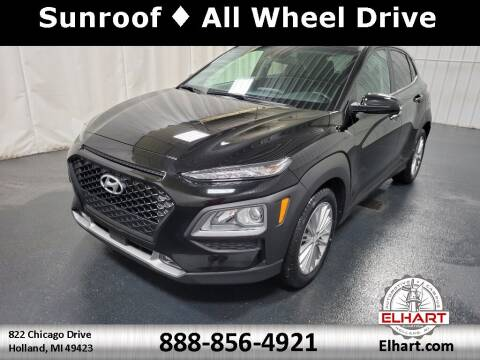 2018 Hyundai Kona for sale at Elhart Automotive Campus in Holland MI