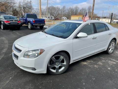 2011 Chevrolet Malibu for sale at Jerry & Menos Auto Sales in Belton MO