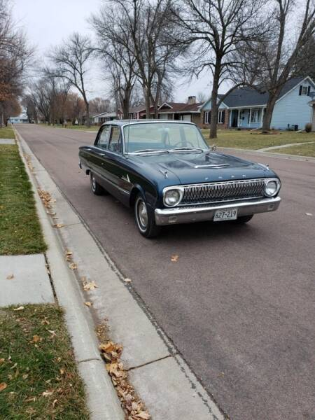 1962 Ford Falcon for sale at Pro Auto Sales and Service in Ortonville MN