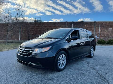 2014 Honda Odyssey for sale at RoadLink Auto Sales in Greensboro NC