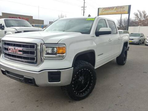 2014 GMC Sierra 1500 for sale at Canyon Auto Sales in Orem UT