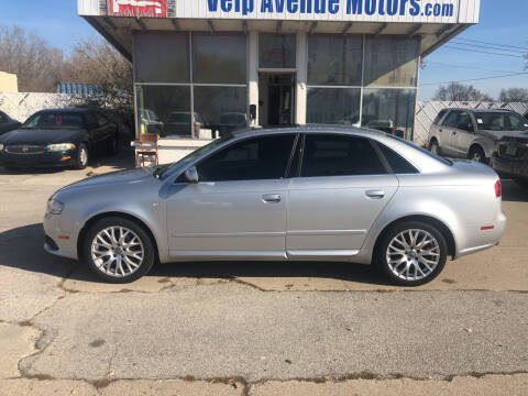 2008 Audi A4 for sale at Velp Avenue Motors LLC in Green Bay WI
