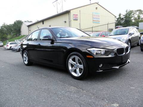 2014 BMW 3 Series for sale at Dream Auto Group in Dumfries VA