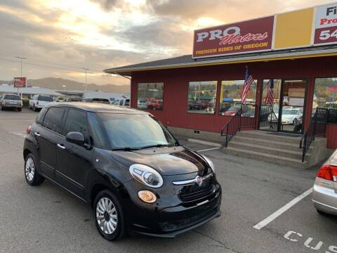 2014 FIAT 500L for sale at Pro Motors in Roseburg OR