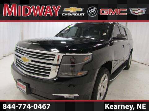 2019 Chevrolet Suburban for sale at Midway Auto Outlet in Kearney NE