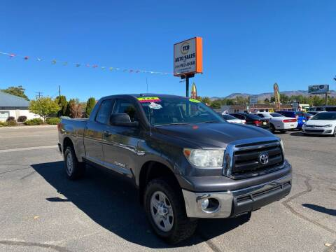 2013 Toyota Tundra for sale at TDI AUTO SALES in Boise ID