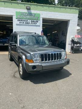2007 Jeep Commander for sale at Pikeside Automotive in Westfield MA