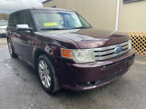 2011 Ford Flex for sale at Midtown Motor Company in San Antonio TX