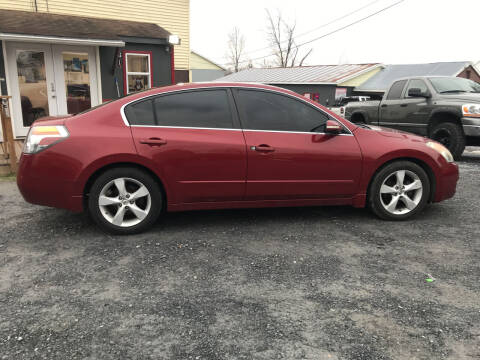 2007 Nissan Altima for sale at PENWAY AUTOMOTIVE in Chambersburg PA
