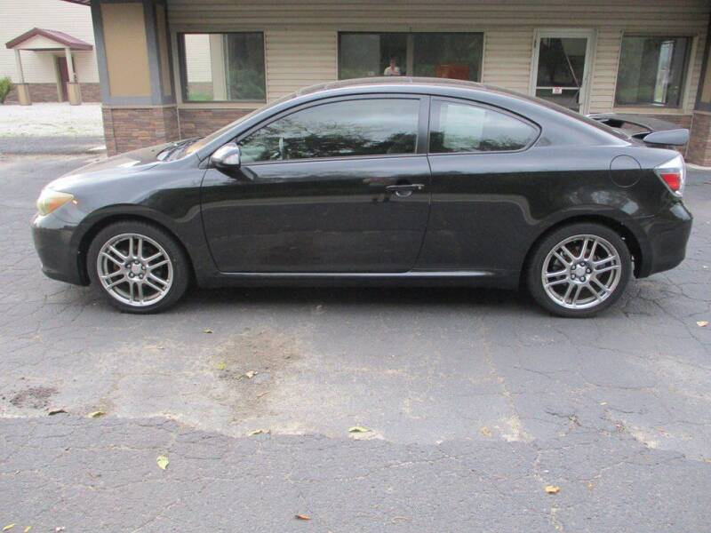 2008 Scion tC for sale at Settle Auto Sales TAYLOR ST. in Fort Wayne IN