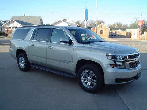 2015 Chevrolet Suburban for sale at World of Wheels Autoplex in Hays KS