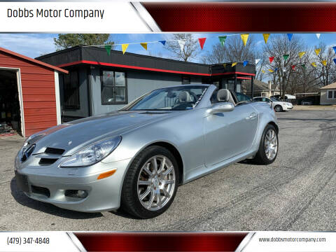 2005 Mercedes-Benz SLK for sale at Dobbs Motor Company in Springdale AR