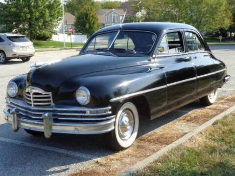 1950 Packard Sedan for sale at Classic Car Deals in Cadillac MI
