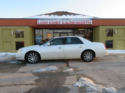 2008 Cadillac DTS for sale at Low Cost Cars North in Whitehall OH