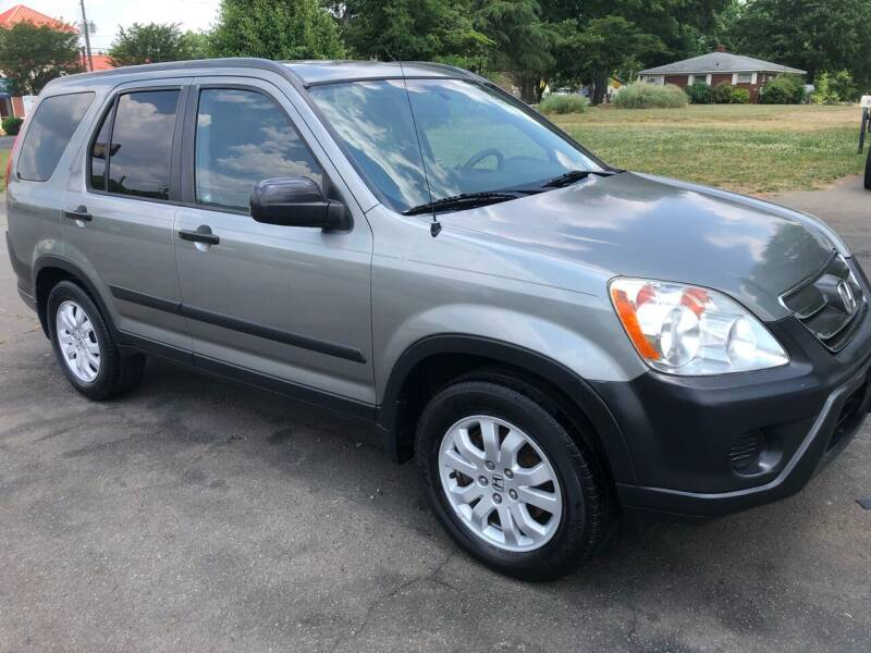 2006 Honda CR-V for sale at Affordable Autos at the Lake in Denver NC