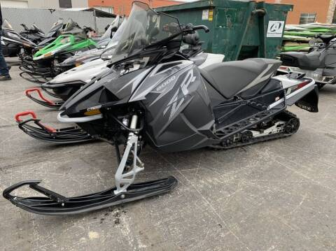 2019 Arctic Cat ZR 8000 Limited ES iACT 129 for sale at Road Track and Trail in Big Bend WI