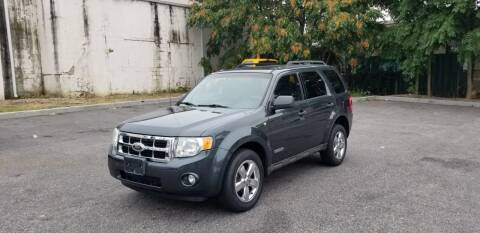2008 Ford Escape for sale at 1020 Route 109 Auto Sales in Lindenhurst NY
