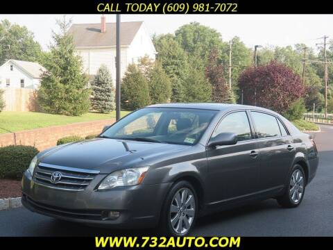 2007 Toyota Avalon for sale at Absolute Auto Solutions in Hamilton NJ