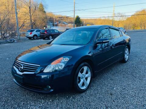 2007 Nissan Altima for sale at R.A. Auto Sales in East Liverpool OH