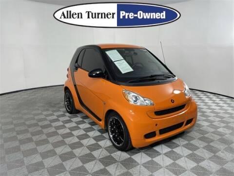 2012 Smart fortwo for sale at Allen Turner Hyundai in Pensacola FL