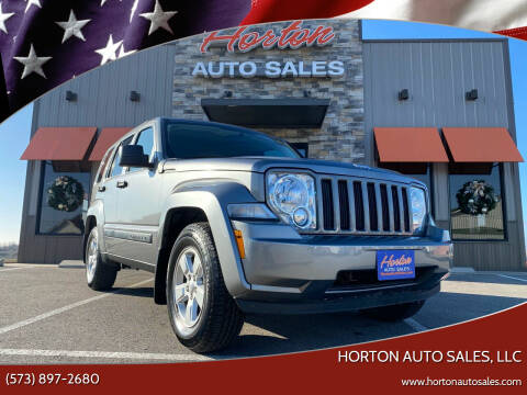 2012 Jeep Liberty for sale at HORTON AUTO SALES, LLC in Linn MO