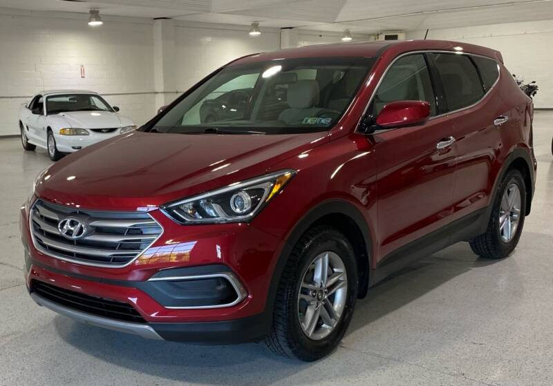 2018 Hyundai Santa Fe Sport for sale at Hamilton Automotive in North Huntingdon PA