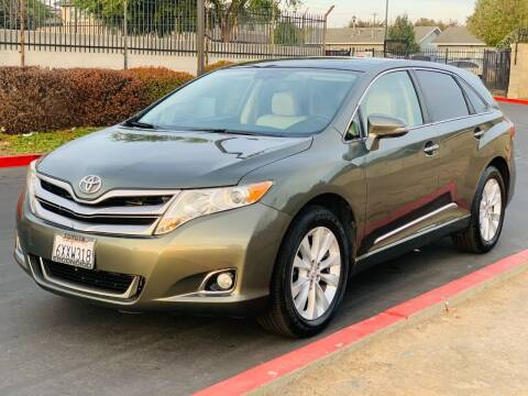 2013 Toyota Venza for sale at United Star Motors in Sacramento CA