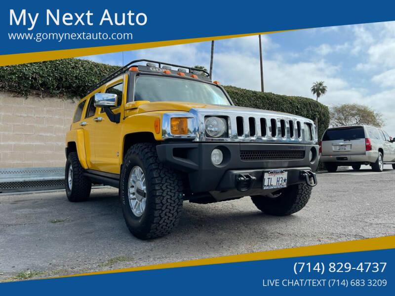 2006 HUMMER H3 for sale at My Next Auto in Anaheim CA