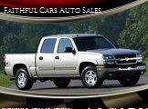 2004 Chevrolet Silverado 1500 for sale at Faithful Cars Auto Sales in North Branch MI