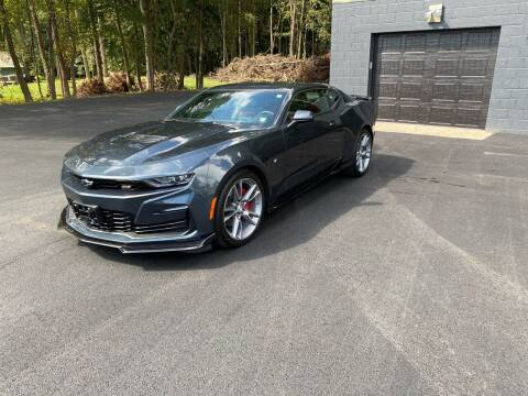 2020 Chevrolet Camaro for sale at Bluebird Auto in South Glens Falls NY