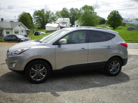 2015 Hyundai Tucson for sale at Starrs Used Cars Inc in Barnesville OH