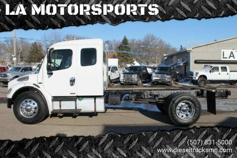 2005 Freightliner M2 106 for sale at LA MOTORSPORTS in Windom MN