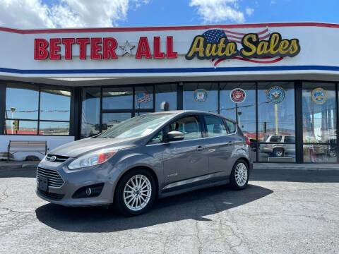 2013 Ford C-MAX Hybrid for sale at Better All Auto Sales in Yakima WA