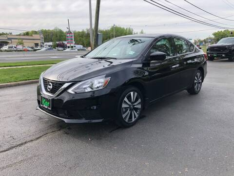 2019 Nissan Sentra for sale at iCar Auto Sales in Howell NJ
