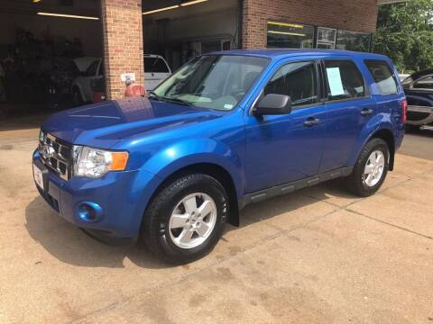 2011 Ford Escape for sale at County Seat Motors East in Union MO