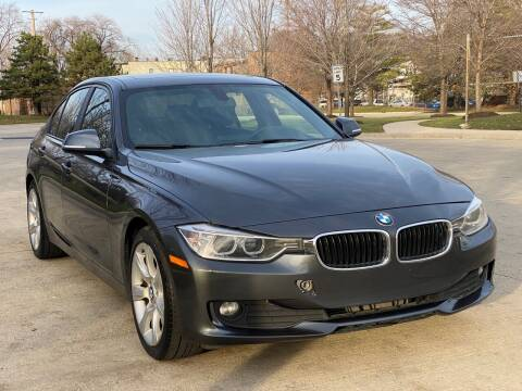 2014 BMW 3 Series for sale at Western Star Auto Sales in Chicago IL