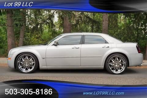 2005 Chrysler 300 for sale at LOT 99 LLC in Milwaukie OR