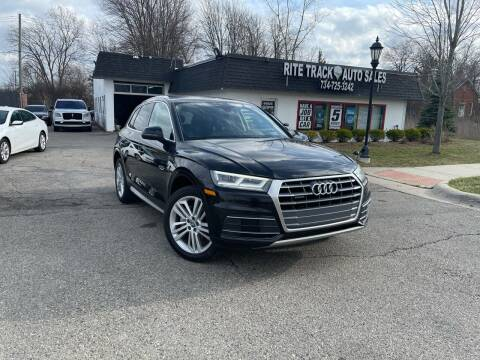 2018 Audi Q5 for sale at Rite Track Auto Sales in Canton MI