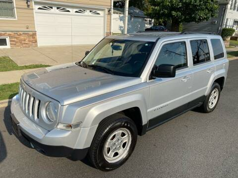 2012 Jeep Patriot for sale at Jordan Auto Group in Paterson NJ