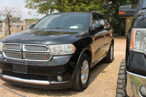 2013 Dodge Durango for sale at Abc Quality Used Cars in Canton TX