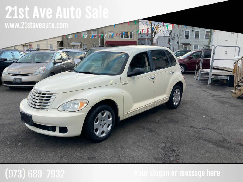 2006 Chrysler PT Cruiser for sale at 21st Ave Auto Sale in Paterson NJ