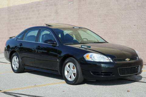 2009 Chevrolet Impala for sale at NeoClassics - JFM NEOCLASSICS in Willoughby OH