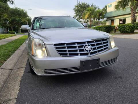 2006 Cadillac DTS for sale at Monaco Motor Group in Orlando FL