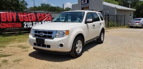 2011 Ford Escape for sale at STX Auto Group in San Antonio TX