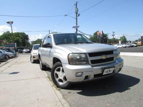 2008 Chevrolet TrailBlazer for sale at K & S Motors Corp in Linden NJ