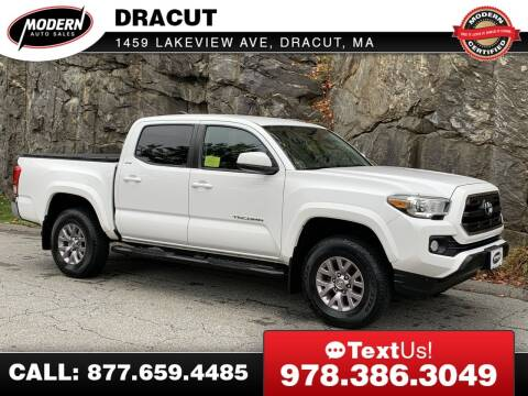 2016 Toyota Tacoma for sale at Modern Auto Sales in Tyngsboro MA