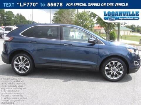 2017 Ford Edge for sale at NMI in Atlanta GA