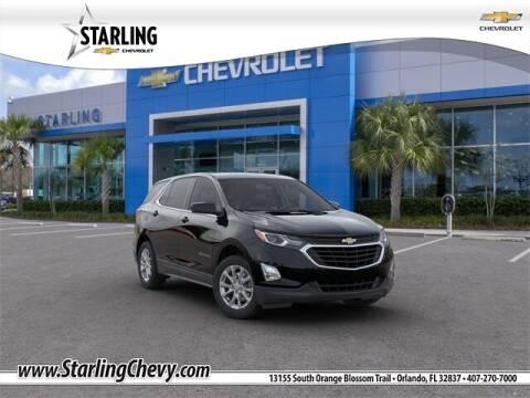 2018 Chevrolet Equinox for sale at Pedro @ Starling Chevrolet in Orlando FL