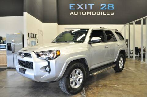 2019 Toyota 4Runner for sale at Exit 28 Auto Center LLC in Cornelius NC