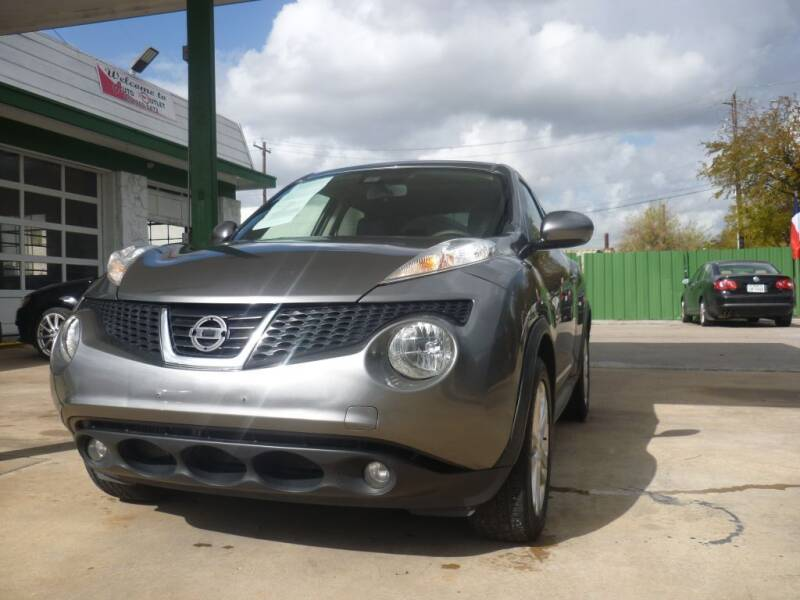 2013 Nissan JUKE for sale at Auto Outlet Inc. in Houston TX